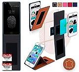 Hülle für UMi Touch X Tasche Cover Case Bumper | Braun