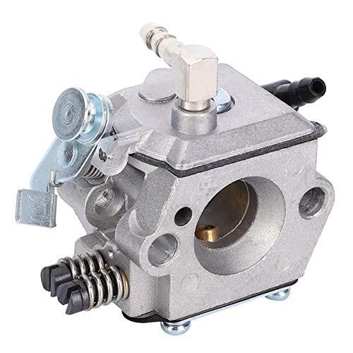 LANTRO JS - Accesorio de Repuesto de carburador de Aluminio Fundido a presión para Piezas de Motosierra S-tihl 028 028AV 028