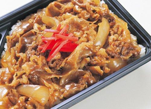 日東ベスト デリカ大盛り牛丼の素 《1パック 180g》×5パック 冷凍