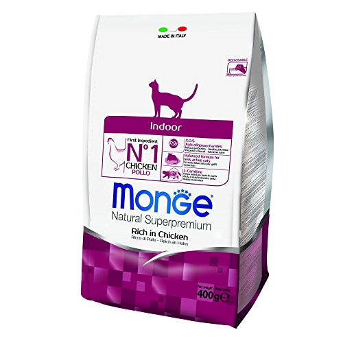 Monge Gatto Indoor Gr 400
