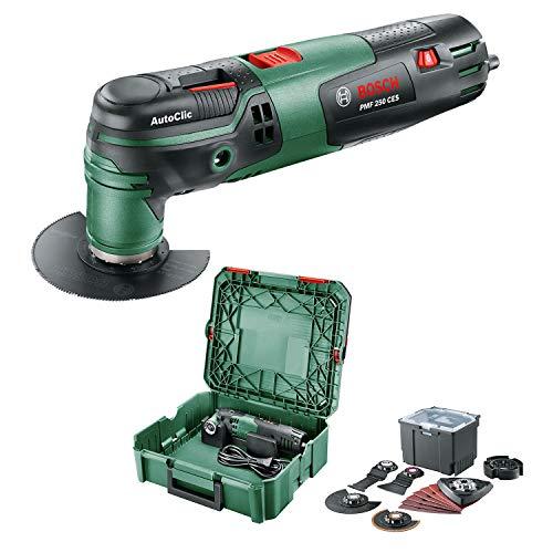Bosch Multiherramienta PMF 250 CES  W set