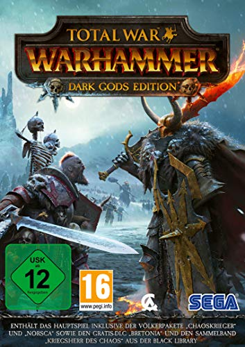 Total War: Warhammer - Dark Gods Edition - PC (64-Bit) [Edizione: Germania]
