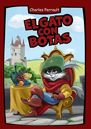 El Gato con Botas con ilustraciones de Valery Novoselov (Cuentos de hadas)