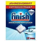 Finish - Pastillas para cuidado de máquina (12 unidades)