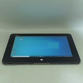 急ぎ配送可 タブレット 中古動作良品 10.1型 富士通 Q555/K32 Atom Z3745 4GB SSD-64GB 無線 webカメラ Bluetooth Windows10 LibreOffice