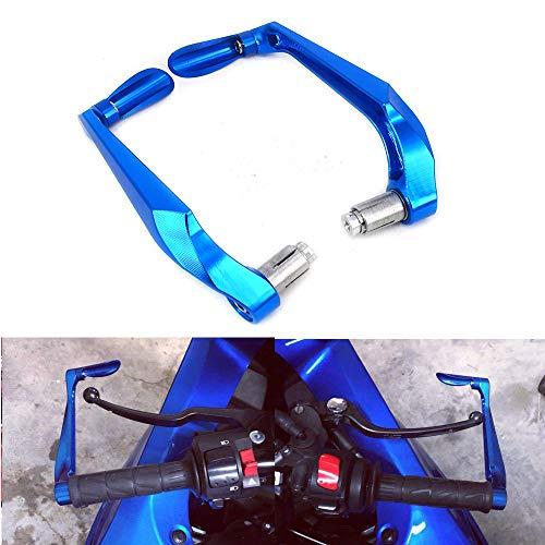 An Xin Handguards 22mm Protège-mains universels pour VTT VTT Dirt Bike - Bleu