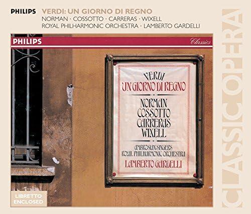 Jessye Norman, Fiorenza Cossotto, José Carreras, Ingvar Wixell, Royal Philharmonic Orchestra & Lamberto Gardelli