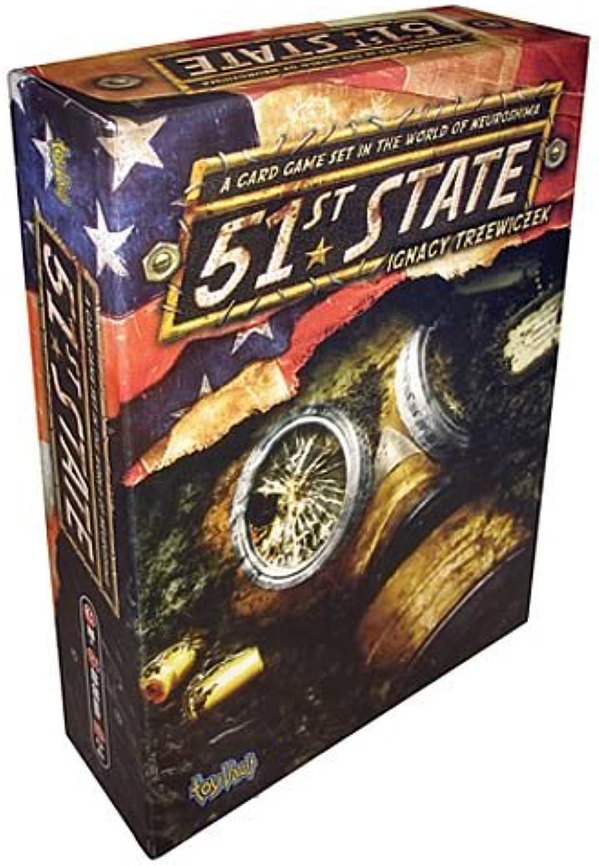 Unbekannt Toyvault 26621 - 51st State Card Game