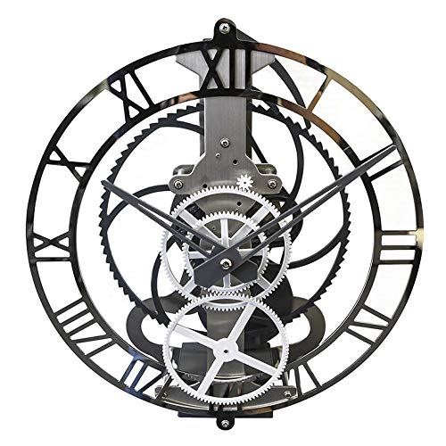 Casablanca 150193 Uhr - Mechanic - Silber/grau - Metall