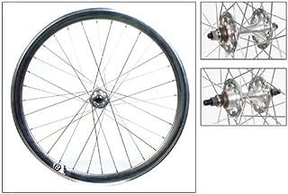Origin8 700C Fixie Wheelset (ISO Diameter 622), Silver NMSW