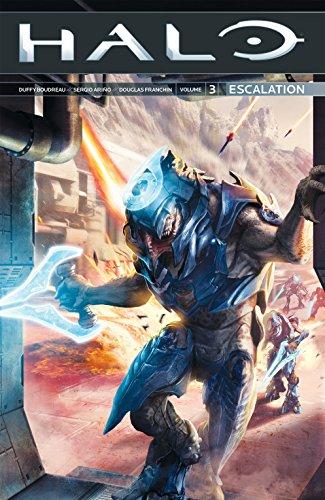 Halo: Escalation Volume 3 (English Edition)