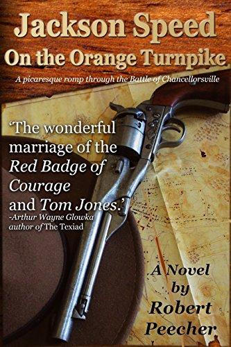 Jackson Speed on the Orange Turnpike (The Jackson Speed Memoirs Book 3) (English Edition)