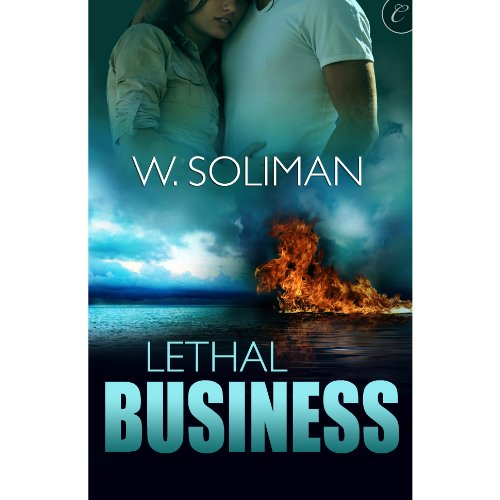 Lethal Business audiobook cover art