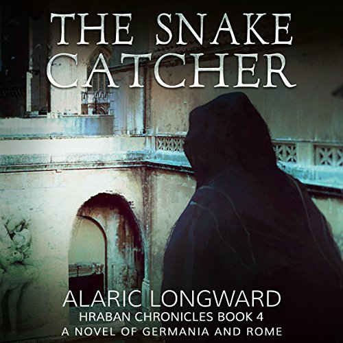 Couverture de The Snake Catcher: A Novel of Germania and Rome