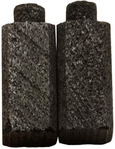 Escobillas de Carbón para CASALS 3T10E taladro - 6x6x12mm - 2.4x2.4x4.7