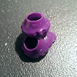 Yurbuds Replacement Earbud Covers Size 5 (Purple)