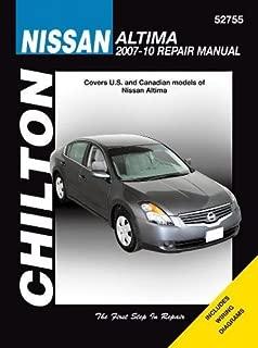 Nissan Altima, 2007 - 2010 (Chilton's Total Car Care Repair Manual)