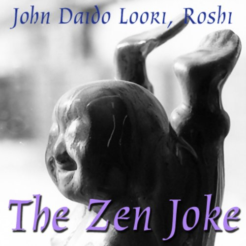 The Zen Joke audiobook cover art