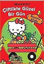 Hello Kitty - Çiftlikte Güzel Bir Gün: Boyama Kitabi