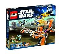 レゴ (LEGO) スター・ウォーズ アナキンとセブルバのポッドレーサー 7962
