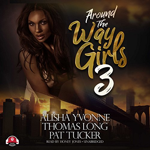 Around the Way Girls 3 audiobook cover art