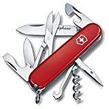 Victorinox Couteau Suisse Climber 14 fonctions - rouge - personnalisé d'un prénom