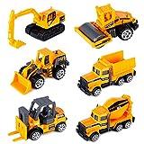 T.H. Car Model,Vehículos de Mini Coches Juguetes de Metal Set para...
