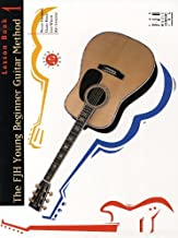 FJH Young Beginner Guitar Method: Lesson Book 1. Partitions pour Guitare