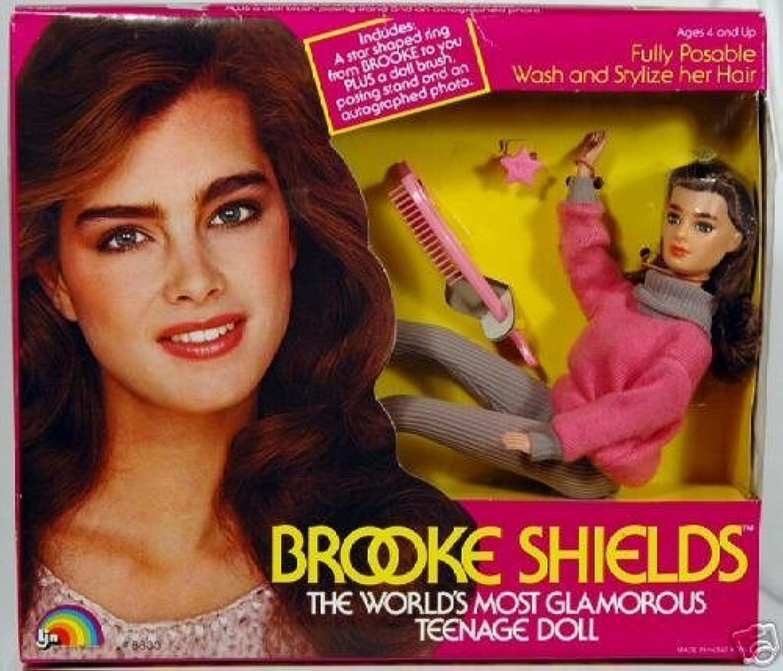 Brooke Shields Doll 1982 by LJN
