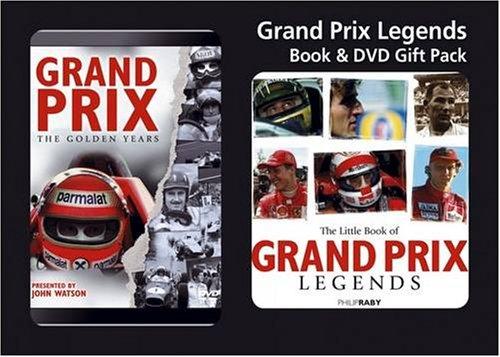 Grand Prix Legends Book & DVD Gift Pack