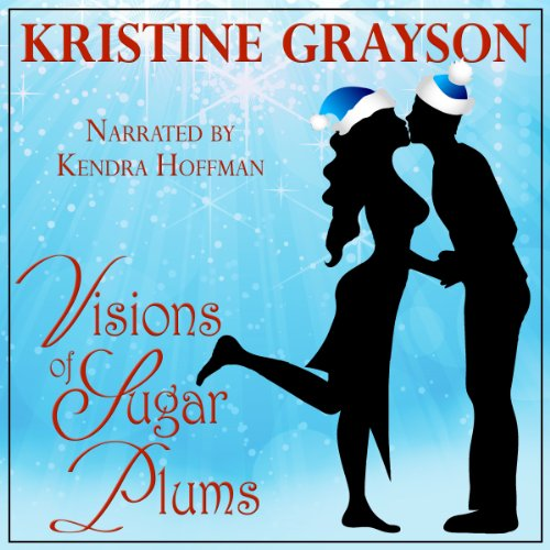 Visions of Sugar Plums audiobook cover art