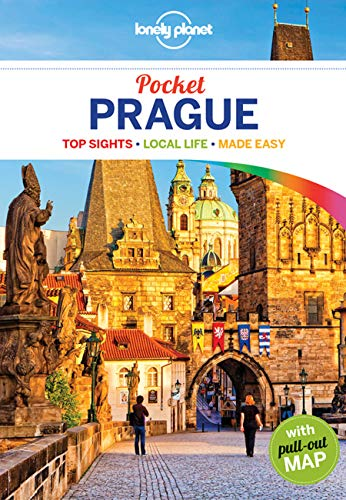 Lonely Planet Pocket Prague [Lingua Inglese]