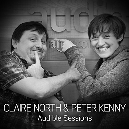 Claire North and Peter Kenny cover art