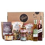 Gepp's Feinkost Basic Paket Single | Vorratspaket mit feinsten Delikatessen, wie Pasta und Olivenöl, hergestellt nach eigener Rezeptur | Geschenk für Feinschmecker oder den eigenen Vorrat (100422)