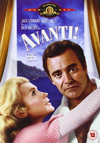 Avanti DVD [Reino Unido]