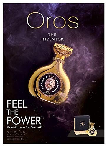 Armaf Oros The Inventor Brown eau de parfum spray 85 ml