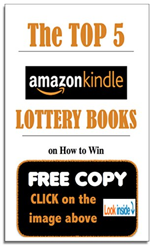 The Top 5 Amazon Lottery Books: The Lottery Book on Lottery Books (& Lotto Books Too) (English Edition)