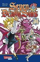Seven Deadly Sins 24: Mittelalterliche Fantasy-Action mit Witz
