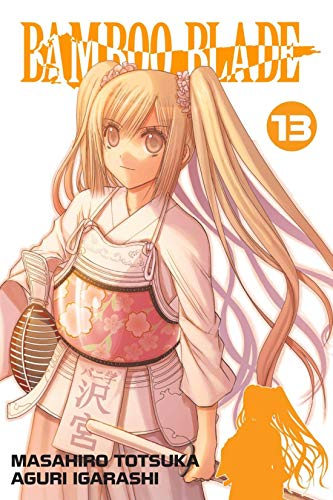 BAMBOO BLADE Vol. 13 (English Edition)