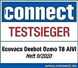 ECOVACS DEEBOT OZMO T8 AIVI Saugroboter mit Aktivwischfunktion - 8