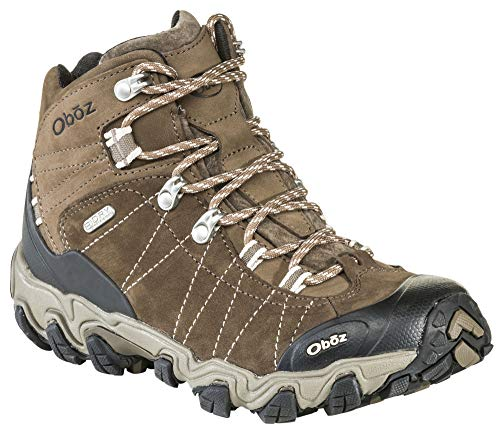 Oboz Women's Bridger Bdry Hiking Boot,Walnut,10 M US