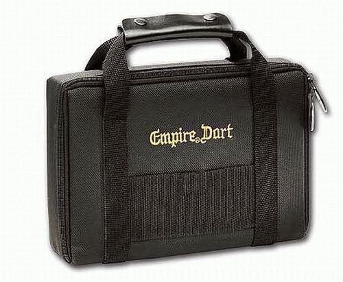 Dart-Koffer Empire Professional Schwarz
