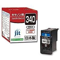 ジット JITインク BC-340対応 JIT-C340B 00141710 【まとめ買い3個セット】