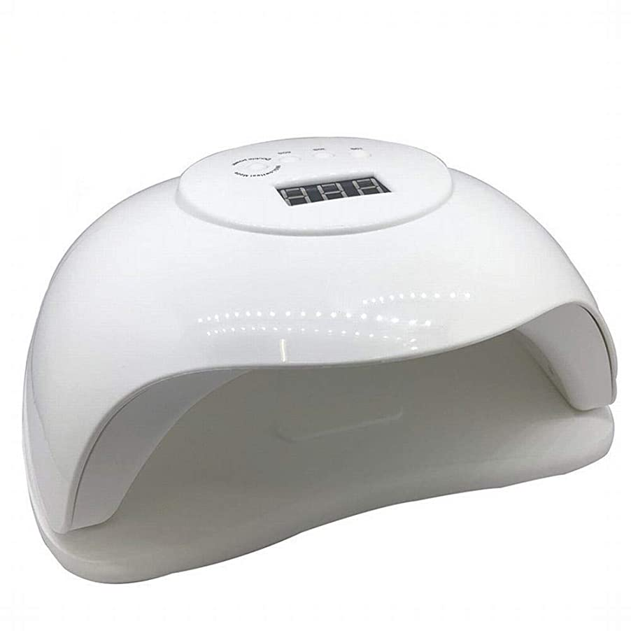 フォーム再現するあなたが良くなりますHOHYLLYA ネイルランプ72ワットネイル機10 S光線療法ランプ充電ネイル光線療法機ledネイルツールドライヤー (Size : 72W)