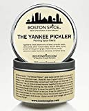Boston Spice The Yankee Pickler Handmade Pickling Spice Seasoning Blend Make Awesome Corned Beef Brisket New England Boiled Dinner Pickled Vegetables Pastrami Slow Cooker Stovetop 1 Cup Spice in Tin