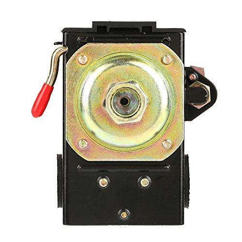 Fdit Interruptor de Presión Universal 95-125 PSI para Válv