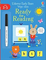 Early Years Wipe-Clean Ready for Reading (Usborne Early Years Wipe-clean)