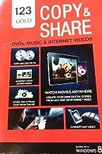 123 Copy Dvd Gold Copy & Share Dvd Music Videos 2014