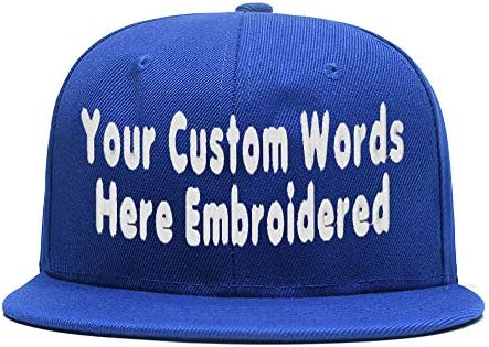 Custom Embroidered Baseball Cap Personalized Snapback Mesh Hat Trucker Dad Hat product image
