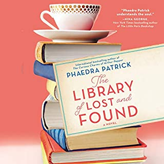 The Library of Lost and Found                   Written by:                                                                                                                                 Phaedra Patrick                               Narrated by:                                                                                                                                 Imogen Church                      Length: 10 hrs and 28 mins     4 ratings     Overall 4.8